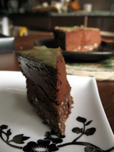 Blumenthal Popping Candy Chocolate Cake