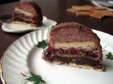 yule-log-slices