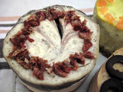 sesame-cheesecake