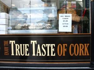 taste of cork
