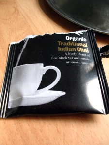 chai teabag