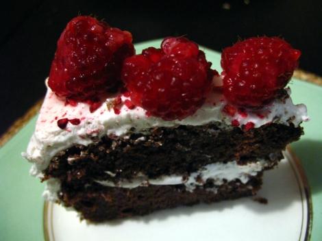 paper anniversary cake