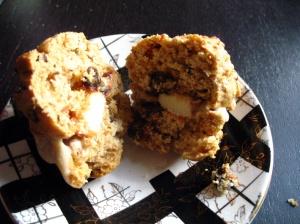 whoopie xmas cake split