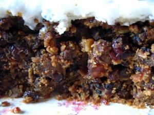 whoopie xmas cake3