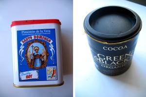 DB pimenton cocoa